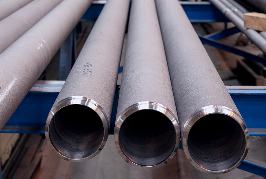 Syngas steam reformer tubes